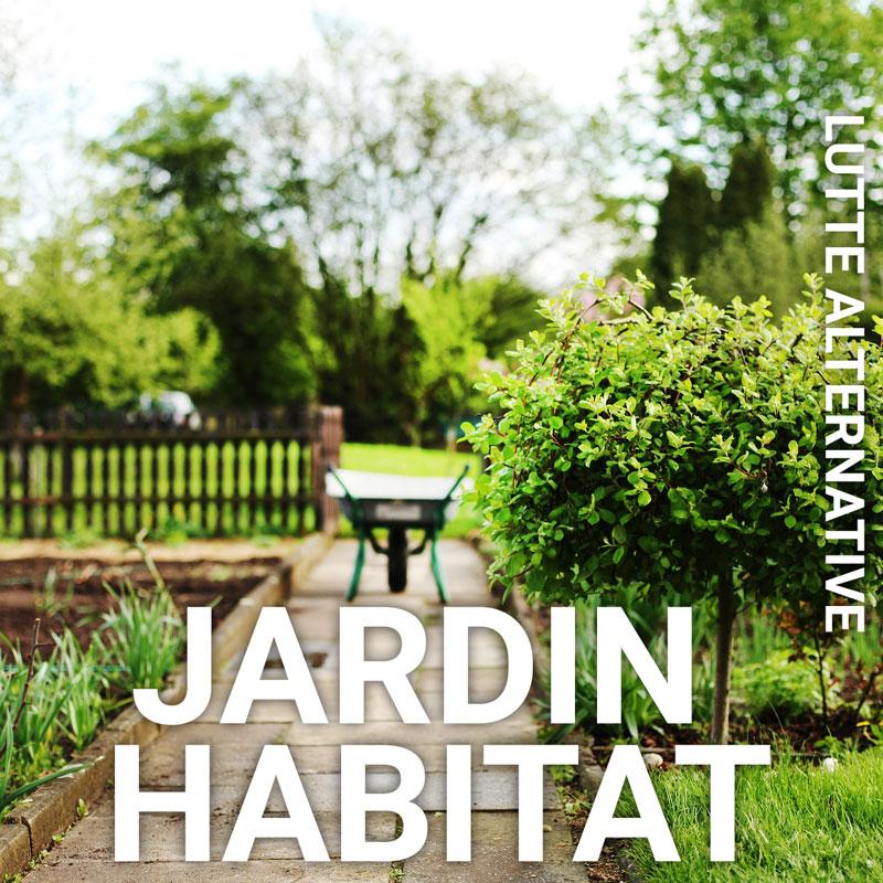 jardin habitat